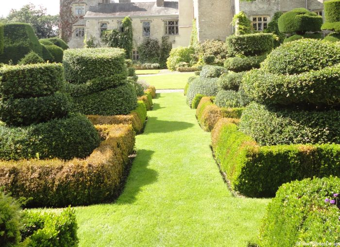 Garden Visits - Topiary Garden at Levens Hall | Historic ...