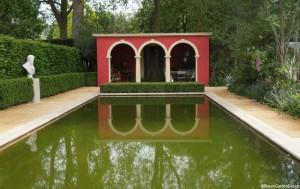 brandalley renaissance garden, chelsea flower show