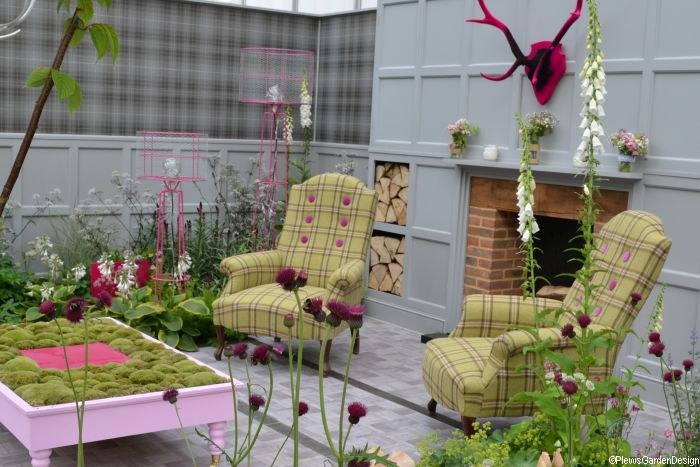 Garden design ideas from chelsea flower show for Chelsea flower show garden designs