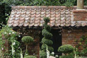 topiarist garden, topiary Chelsea flower show