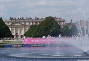 RHS Hampton Court Long Water, RHS hampton court flower show