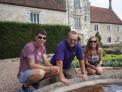 Ightham Mote, kent, plews garden design, garden visit