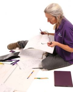garden design concept, Marie Shallcross, garden designer, gardening teacher, Plews garden design