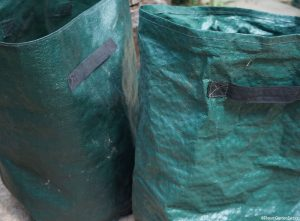 potato grow bags, grow your own vegetables, container gardening, gardening lessons, edible gardens