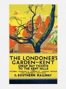 southern-railway-poster-1926-londoners-garden-kent