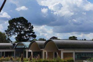 millenium seed bank, wakehurst place, kew
