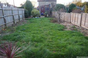 garden before design and landscape, garden designer, landscape gardener, garden project, kent