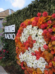 bbc radio 2 feelgood gardens, RHS Chelsea Flower Show 201