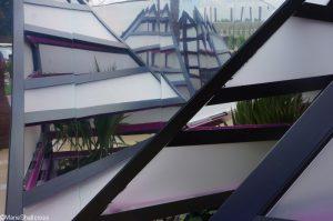 bermuda triangle garden, fresh gardens, RHS Chelsea Flower Show 2017