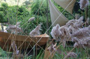 broadland boat builders garden, artisan gardens, RHS Chelsea Flower Show 2017