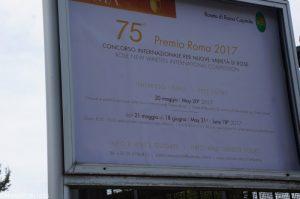 75th Premio Roma, roseto di roma, roseto comunale, italy, rome, international rose competition