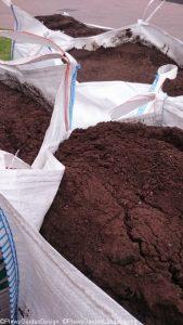 bulk bags of soil, garden project, planting design, planting scheme, landscape gardener