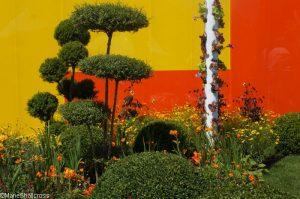 journey of life garden, Show gardens, rhs hampton court flower show 2017