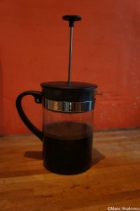 cafetiere, coffee