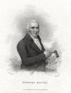 Humphry Repton portrait