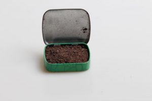 soil in a tin, Photo by Camila Jacques on Unsplash, pig slurry research, fertile soil